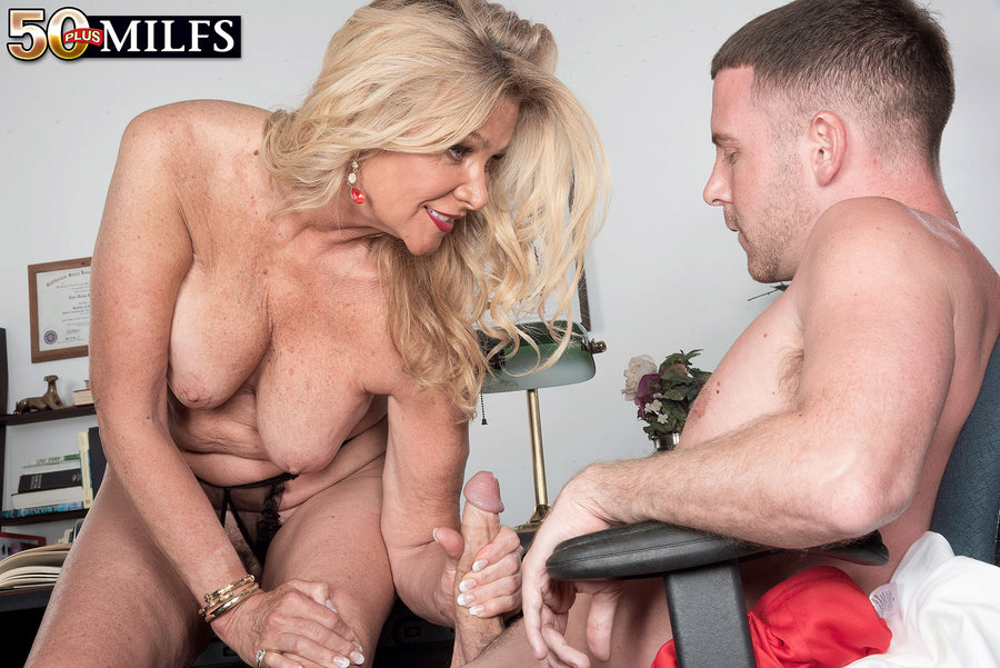 Lewd mature porn